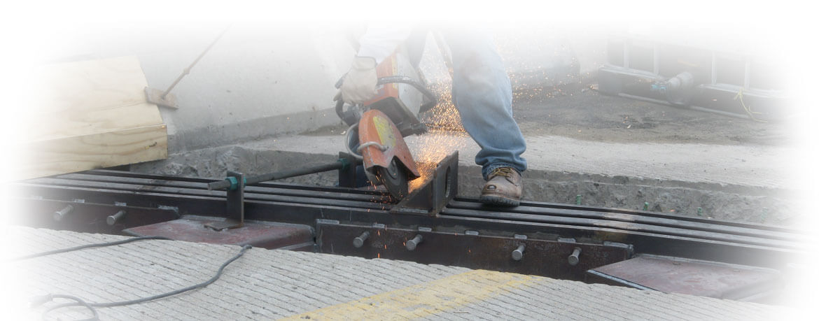 Expansion Joints -